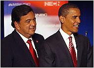 Richardson y Obama