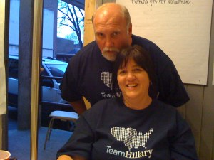 Peggy and Jeff from Toledo