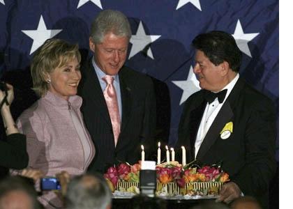 The Scratching Post celebrates Bill Clinton's birthday ...