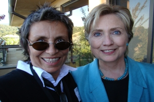 SIMOFISH with Hillary!