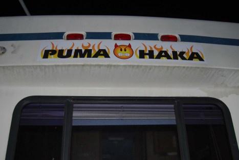 PUMA HAKA!!!
