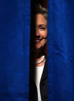hillary-curtain