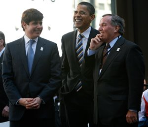 Blagojevich and Friends