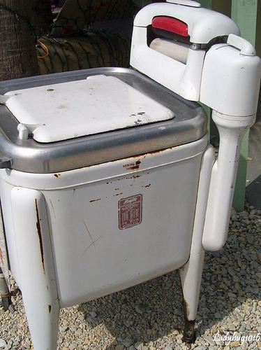 1950s Maytag washing machine