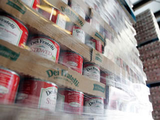 Canned tomatoes for the hungry in Elkhart