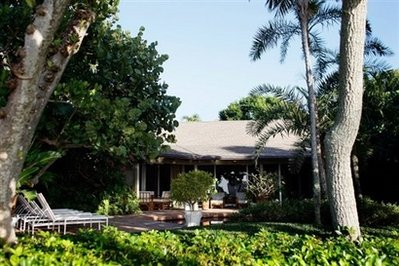 Madoff's Palm Beach home