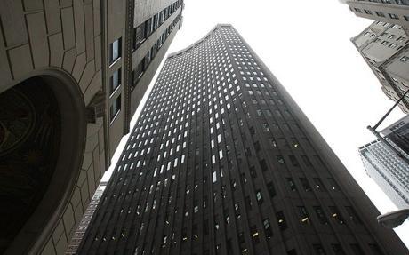 Goldman Sachs, NYC, from Telegraph UK