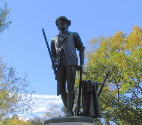 Concord Minuteman Memorial