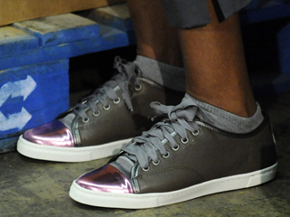 $540 Lanvin trainers