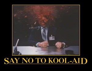 say no to koolaid