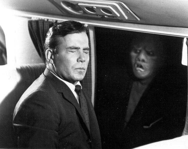 Nightmare at 20,000 Feet - which is the scariest gremlin? Twilight-zone