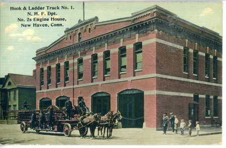 New Haven Fire Department