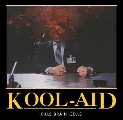 presidential candidates criticizing obama guess pretzel logic enjoy kool aid