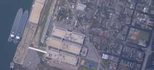 satellite photo after hurricane katrinia poland ave