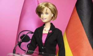 Angela Merke Barbie Doll (Let the girls in your life play with a head of state!)