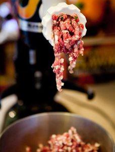 sausage-making