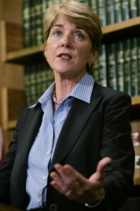 MA Atty. Gen. Martha Coakley