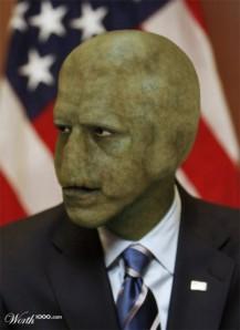 space alien obama