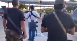 Open Carry extremists in Texas