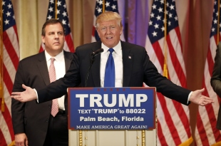 Presidential Candidate Donald Trump Holds Super Tuesday Event